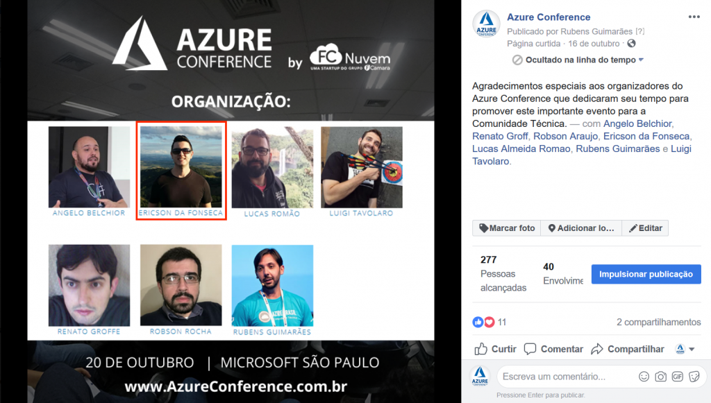 Azure Conference