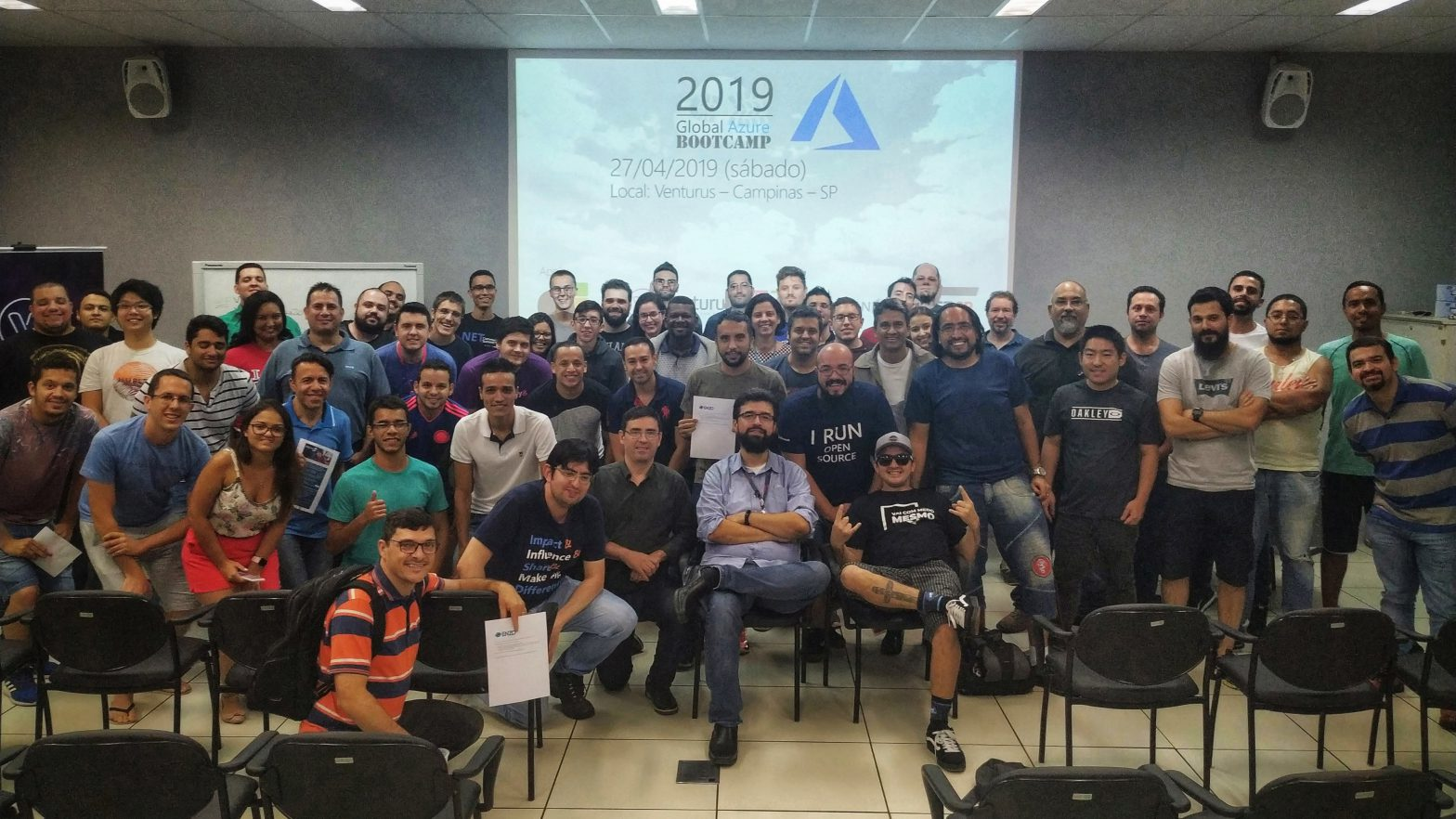 Global Azure Bootcamp 2019 – Campinas
