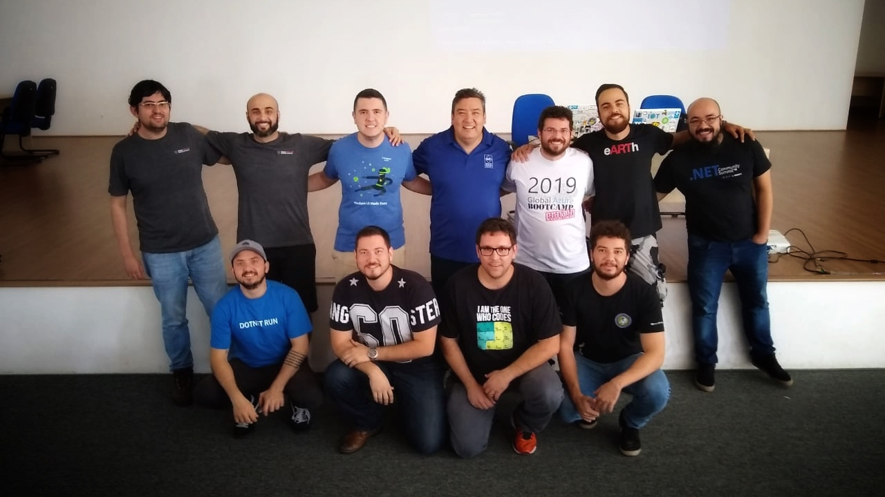 VS 2019 Launch Local – Araraquara