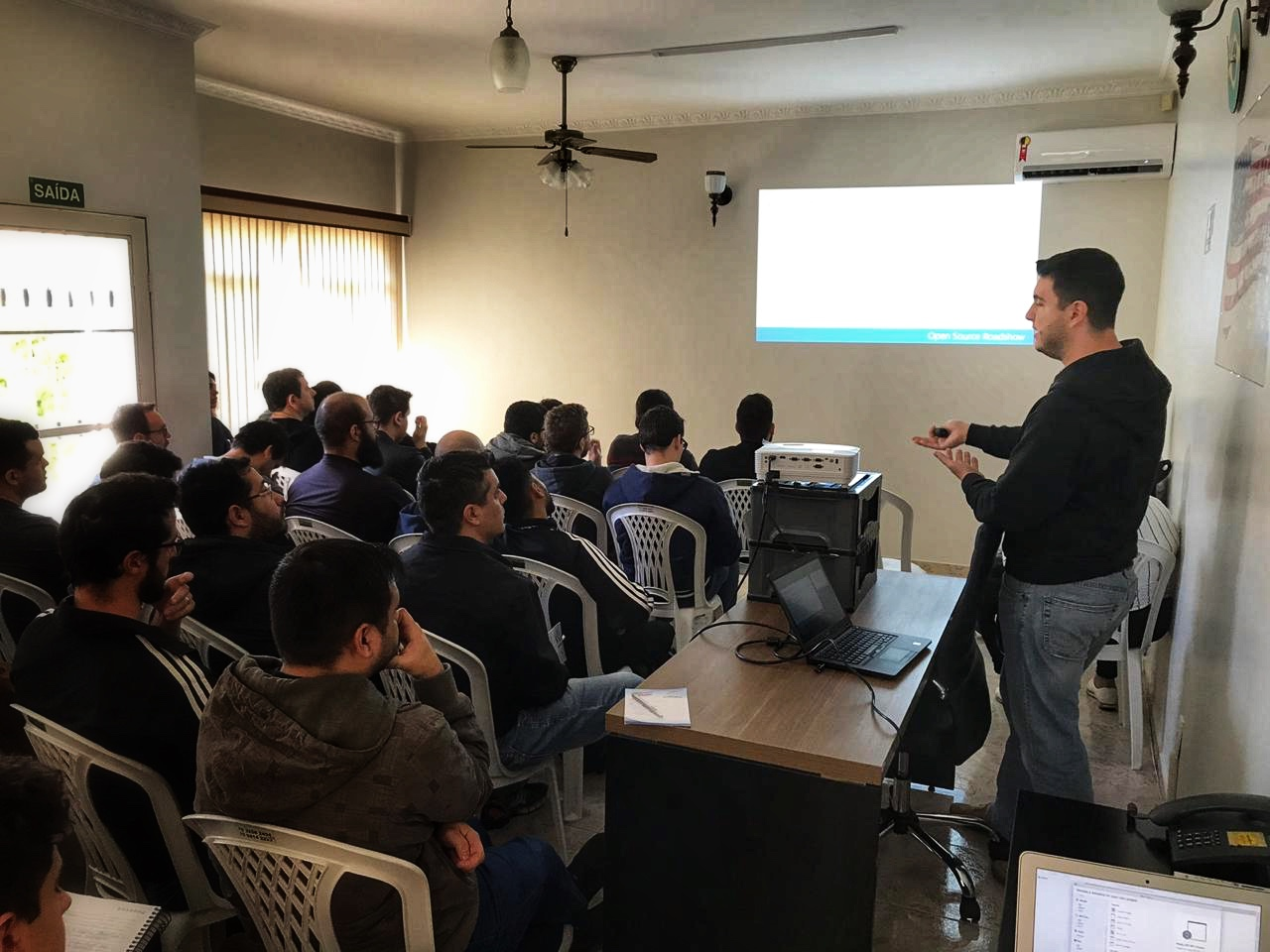 .NET Core Saturday – Campinas