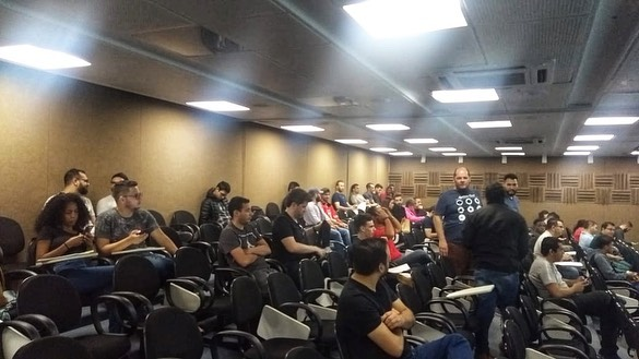 Database Weekend 2019 – Campinas