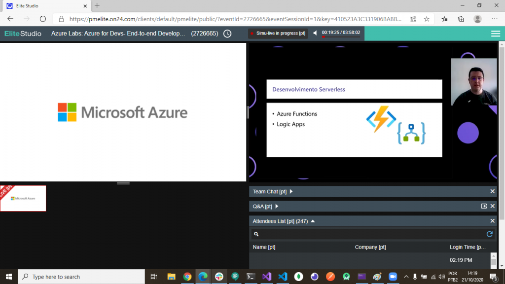 Azure Labs 2020 - Azure Overview